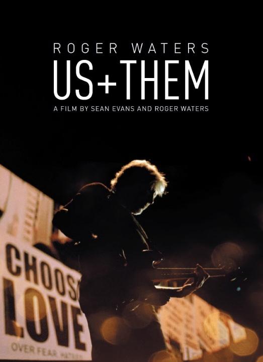 Lanzan el tráiler de 'Roger Waters Us + Them'