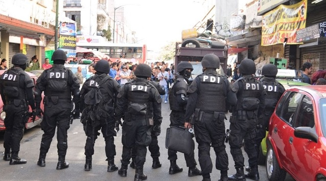 PDI detiene a asesinos de Pablo González