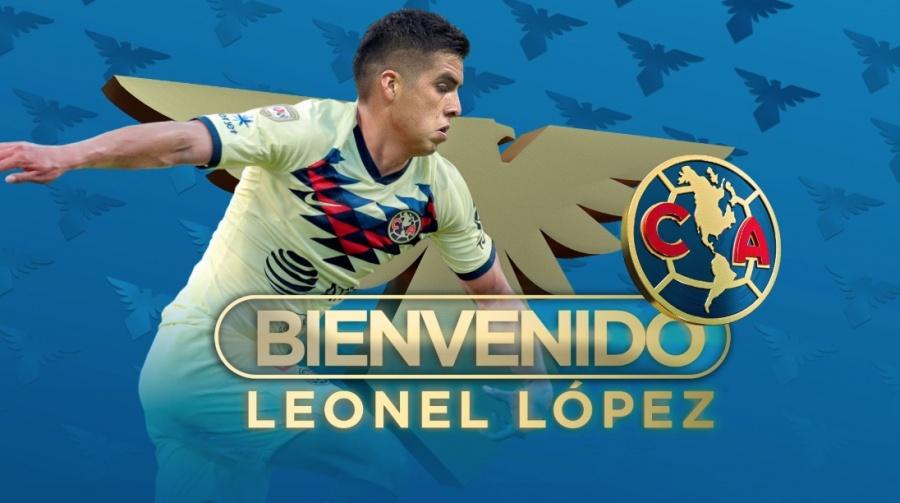 América oficializa el fichaje de Leonel López