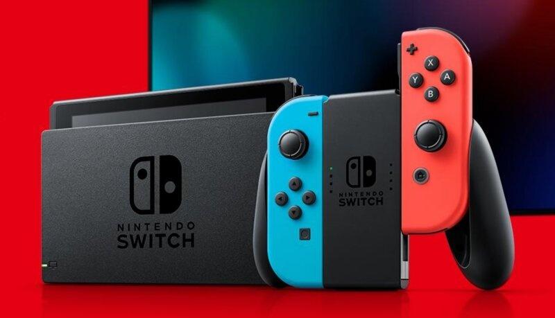 Nintendo anuncia una nueva versión de Switch con más batería