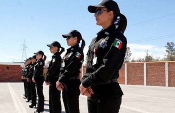 Atenderán violencia contra Mujeres Policías