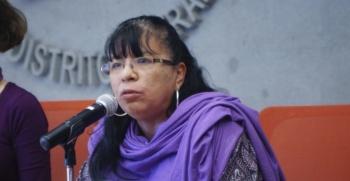 Califica Nashieli de inaceptable amenaza vs. Reportero