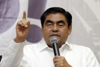 Barbosa revela imagen institucional del gobierno de Puebla