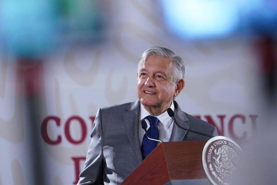 Niega AMLO amenazas a gobernadores