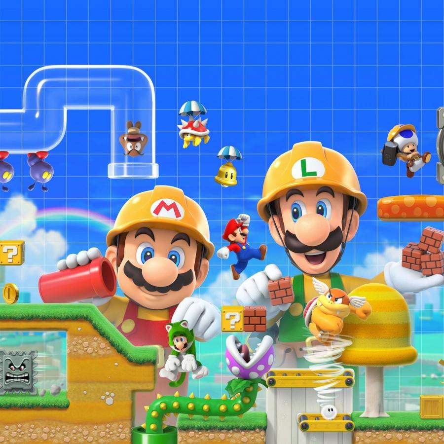 Los niveles más difíciles de Mario Maker 2