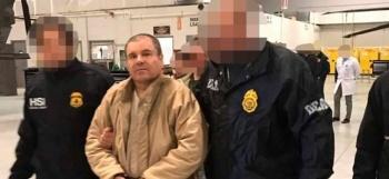 """Sacan a """"El Chapo"""" de su sitio de reclusión y se desconoce su paradero"""