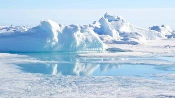 Polo Norte registra temperaturas calurosas sin precedentes