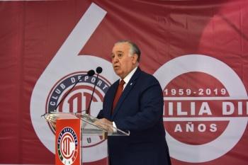 Directivos del Toluca exigen próximo título para refrendar prestigio