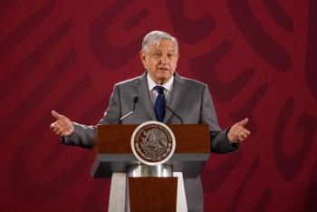 """Conmueve a AMLO sentencia de """"El Chapo"""""""