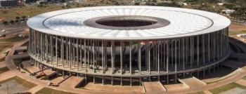 Investigan en Brasil cártel que habría participado en obras de estadios de futbol para la Copa Mundial 2014