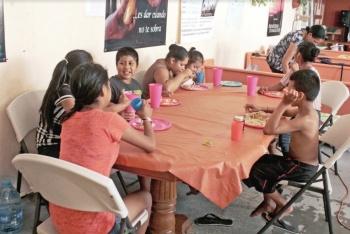 Se dispara migración de niños 132% en 6 meses