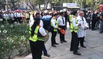 El Gobierno está preparado para hacer frente a una contingencia por sismo: AMLO