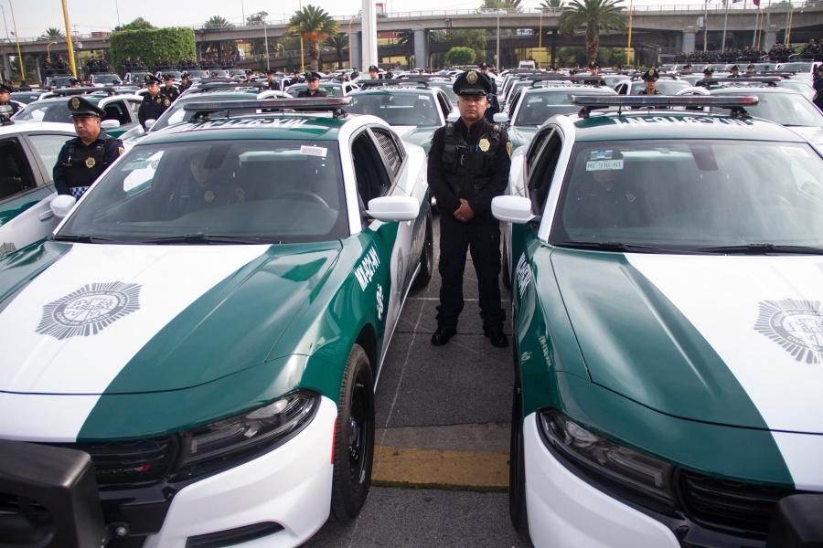 Triplican el número de patrullas en alcaldía Iztapalapa