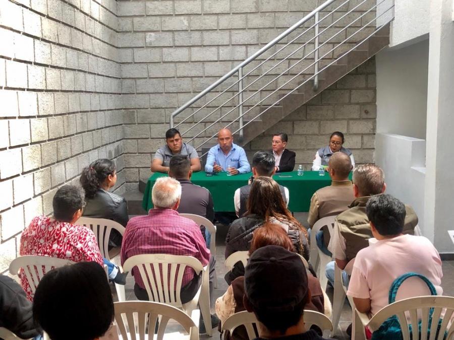 Activan plan de atención vecinal en alcaldías de Álvaro Obregón y MH, por microsismos