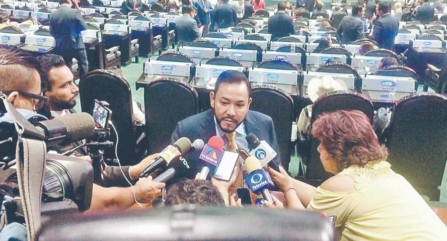 Serrano: Prolongar Gobierno en Baja California es inconstitucional