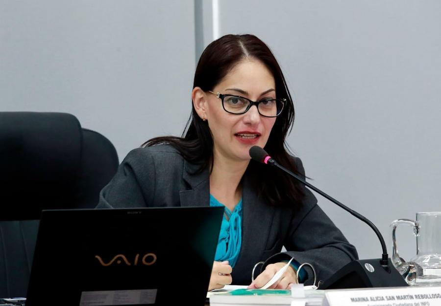 Ordena INFO a Bomberos publicar contratos de honorarios realizados en 2018 y 2019