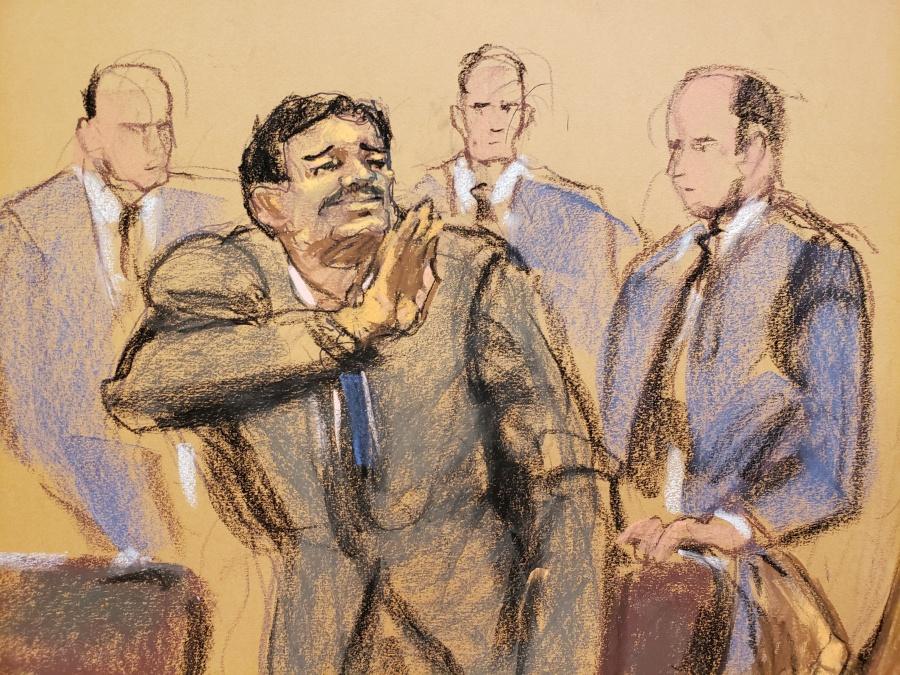 Confirman que 'El Chapo' está en la prisión ADX Florence