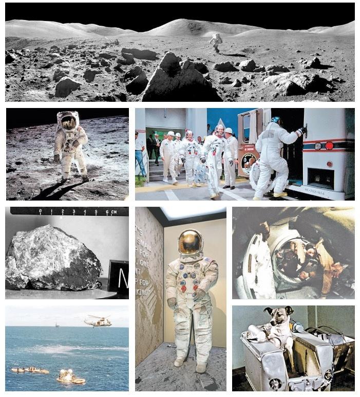 El Camino Hacia El Espacio