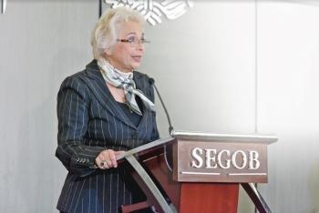 Ilegal ampliar mandato, indica Sánchez Cordero