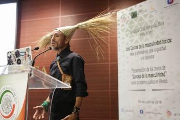 A mentadas, vocalista de Café Tacvba inicia discurso sobre masculinidad