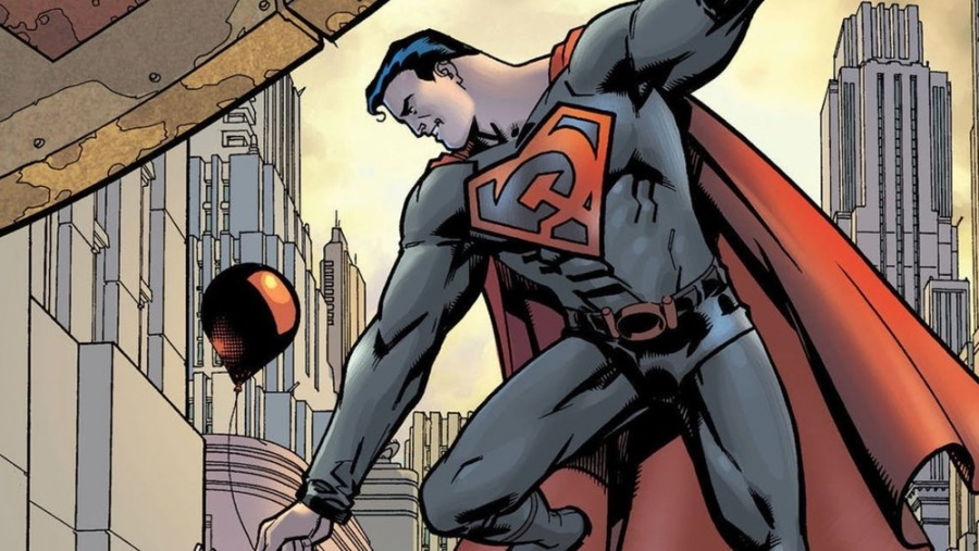 DC lanzará Superman: Red Son