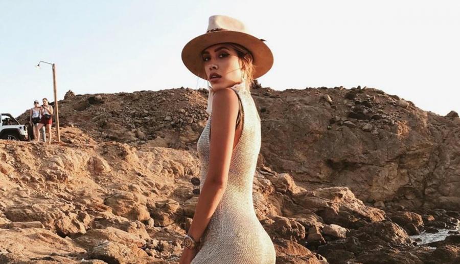 Michelle Salas impacta a sus seguidores en Instagram