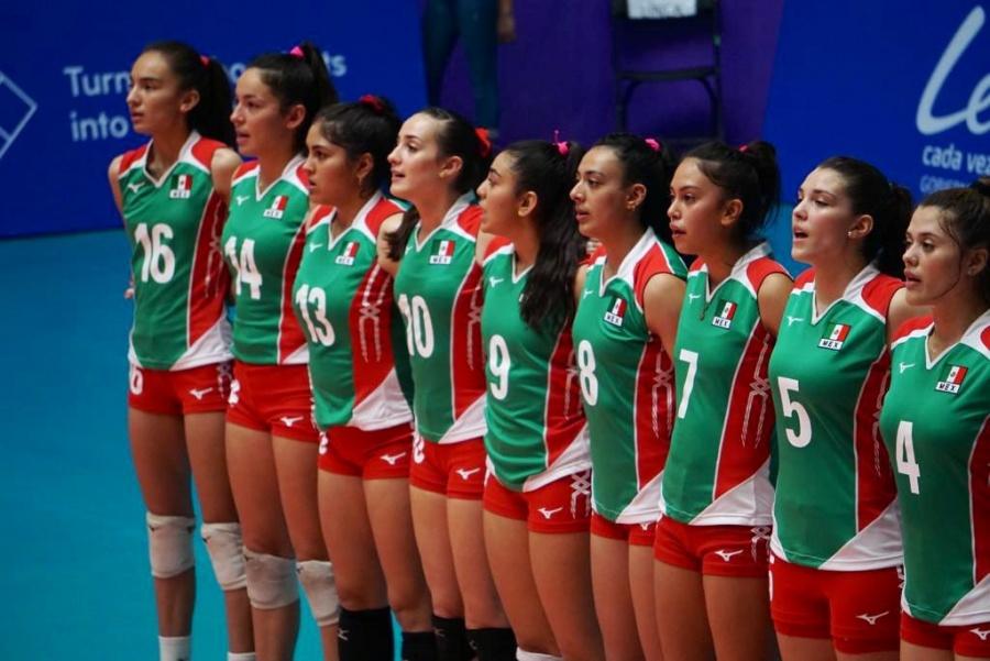 México va contra Perú en Mundial de Voleibol