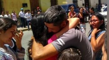 Liberan a la Presa política Aidysmar Figueroa