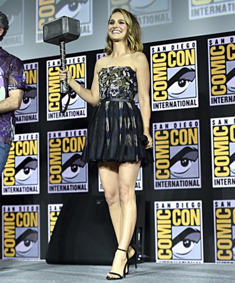 """Regresa Natalie Portman a la franquicia de """"Thor"""""""