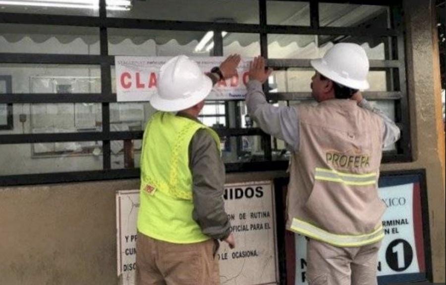Clausuran planta de Grupo México en Guaymas