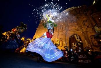 Oaxaca se celebra en julio con la Guelaguetza, tradición ancestral