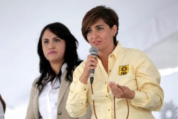 Subejercicios presupuestales hunden al sector constructor y a la creación de empleos: Mónica Almeida