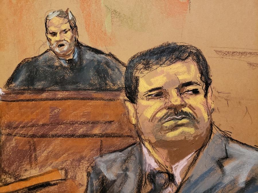 Corte analiza apelación de sentencia de 'El Chapo' Guzmán