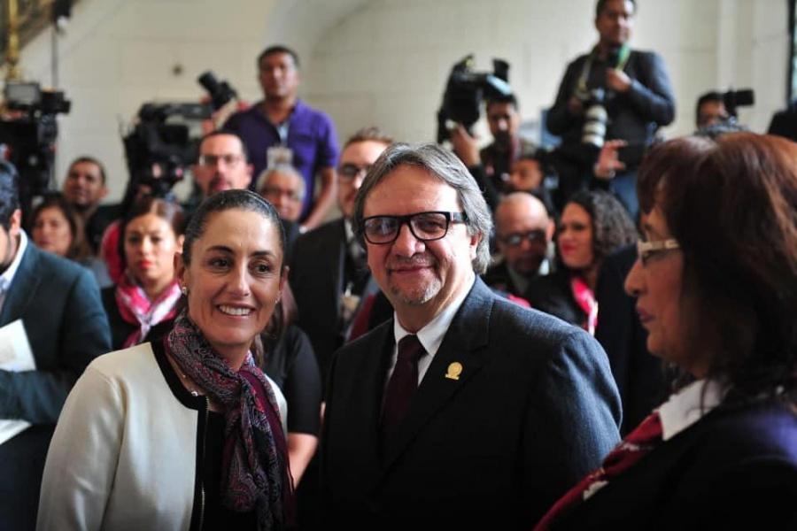 Reconoce Ricardo Ruiz logros en seguridad, a 200 días de gestión de Sheinbaum