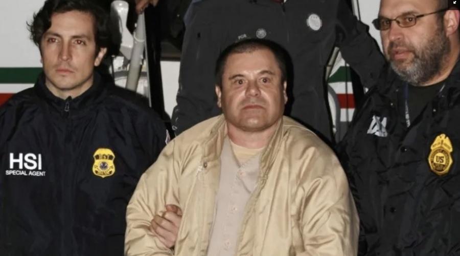 """El Chapo"" apela sentencia de cadena perpetua"