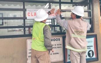 Clausura Profepa puerto de GMéxico en Guaymas
