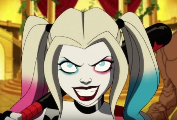 Presentan tráiler de la serie animada de Harley Quinn