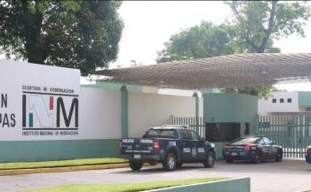Organizaciones acusan hacinamiento en estaciones de Chiapas y Tabasco