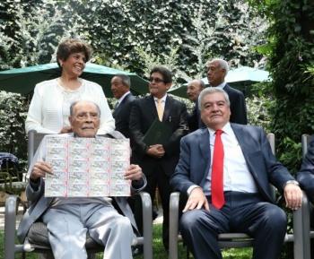 Lotería Nacional lanza billete en homenaje a Ignacio Trelles