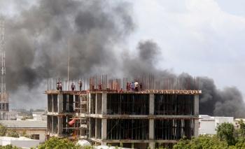 Al menos 17 personas mueren tras atentado con bomba en Somalia