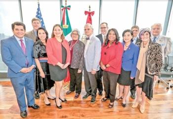 México impulsa la aprobación del Tratado de Libre Comercio en EU