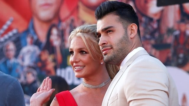 ¿Se ha comprometido Britney Spears con su novio Sam Asghari?