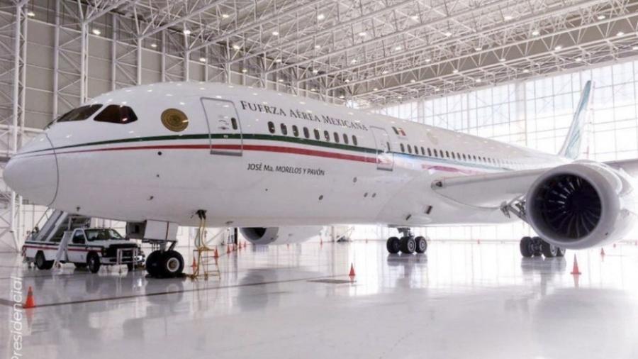 En fase final, venta del avión presidencial dice López Obrador