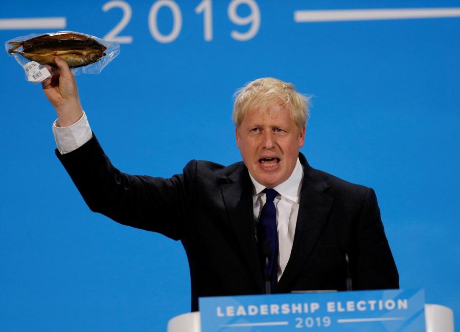 Boris Johnson, elegido nuevo primer ministro británico