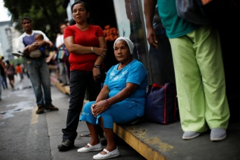Venezuela suspende actividades por nuevo apagón