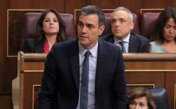Pedro Sánchez pierde primera votación para convertirse en presidente