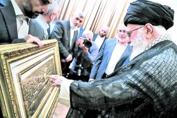 Batalla EU-Irán desata cacería en Medio Oriente