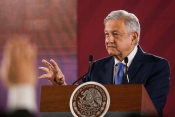 No confío en organismos financieros internacionales, revira López Obrador al FMI