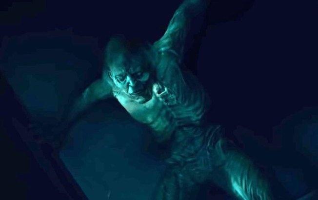 'Jangly Man' la nueva creación de Guillermo del Toro