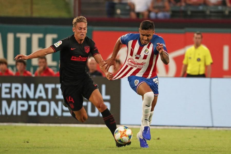 Sigue fracasando: Chivas cae en penales ante el Atlético de Madrid